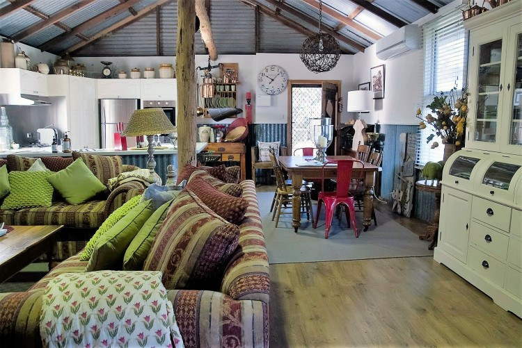 The Shearing Shed, a plastic free haven