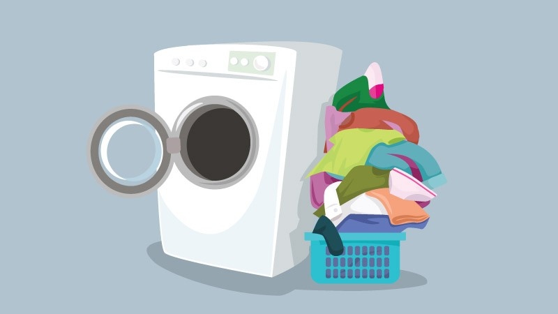 eco friendly washing machine tips