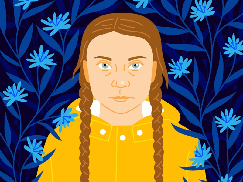 greta thunberg green new deal