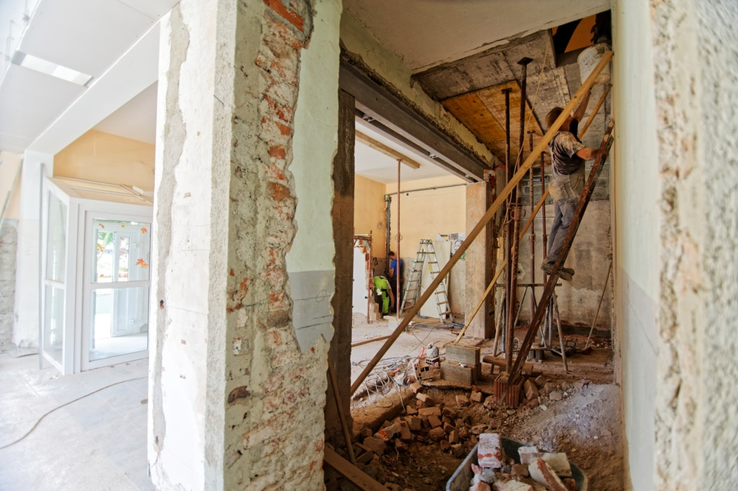 sustainable housing renovation