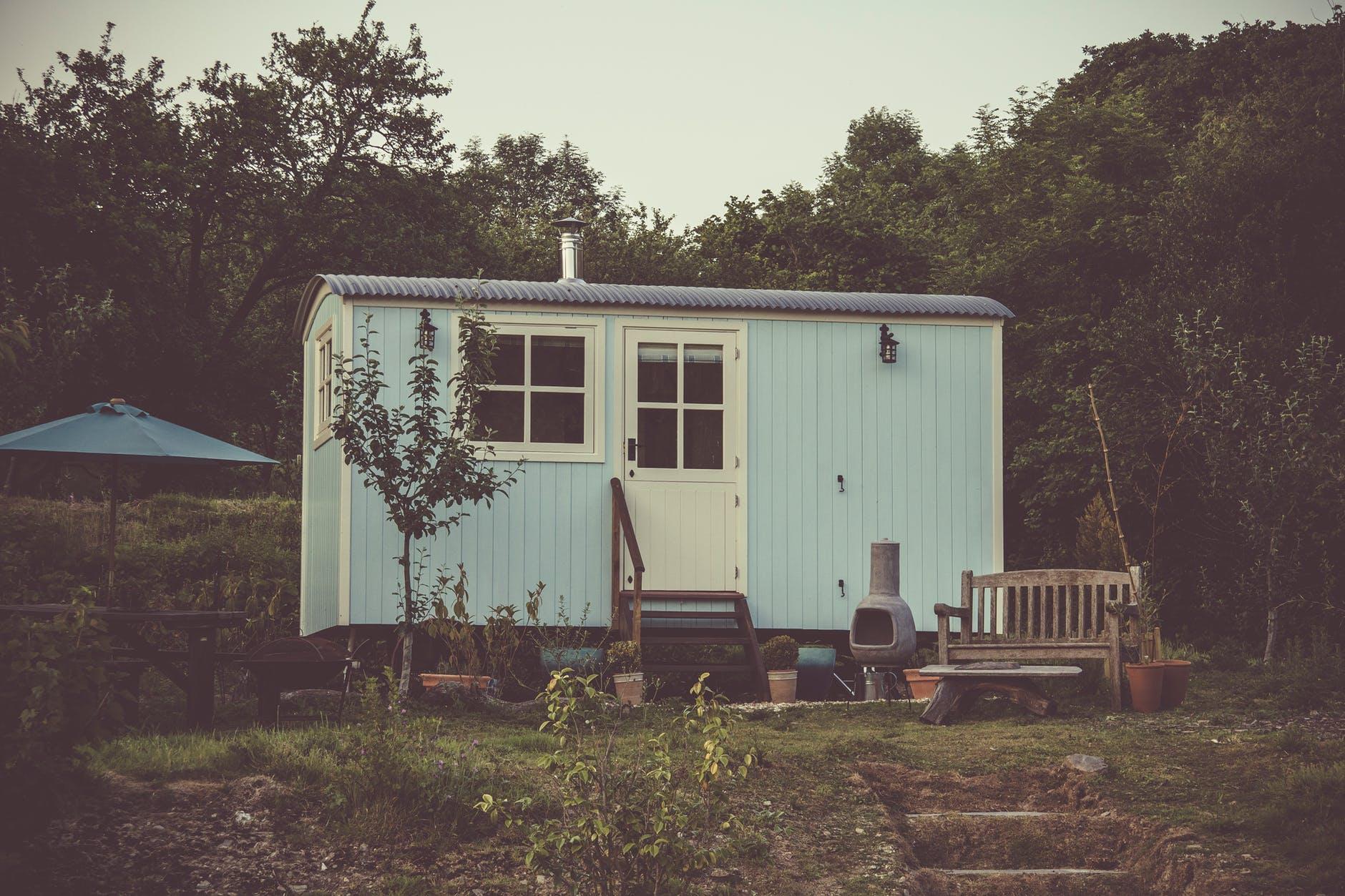sustainable housing tiny house
