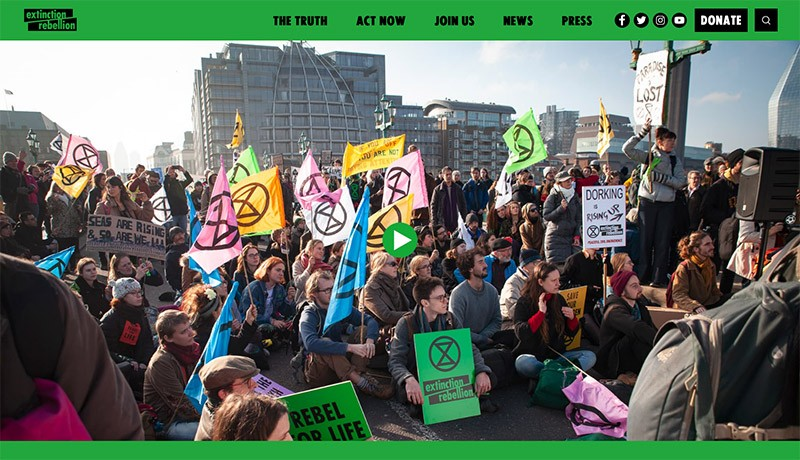 Extinction Rebellion(XR)