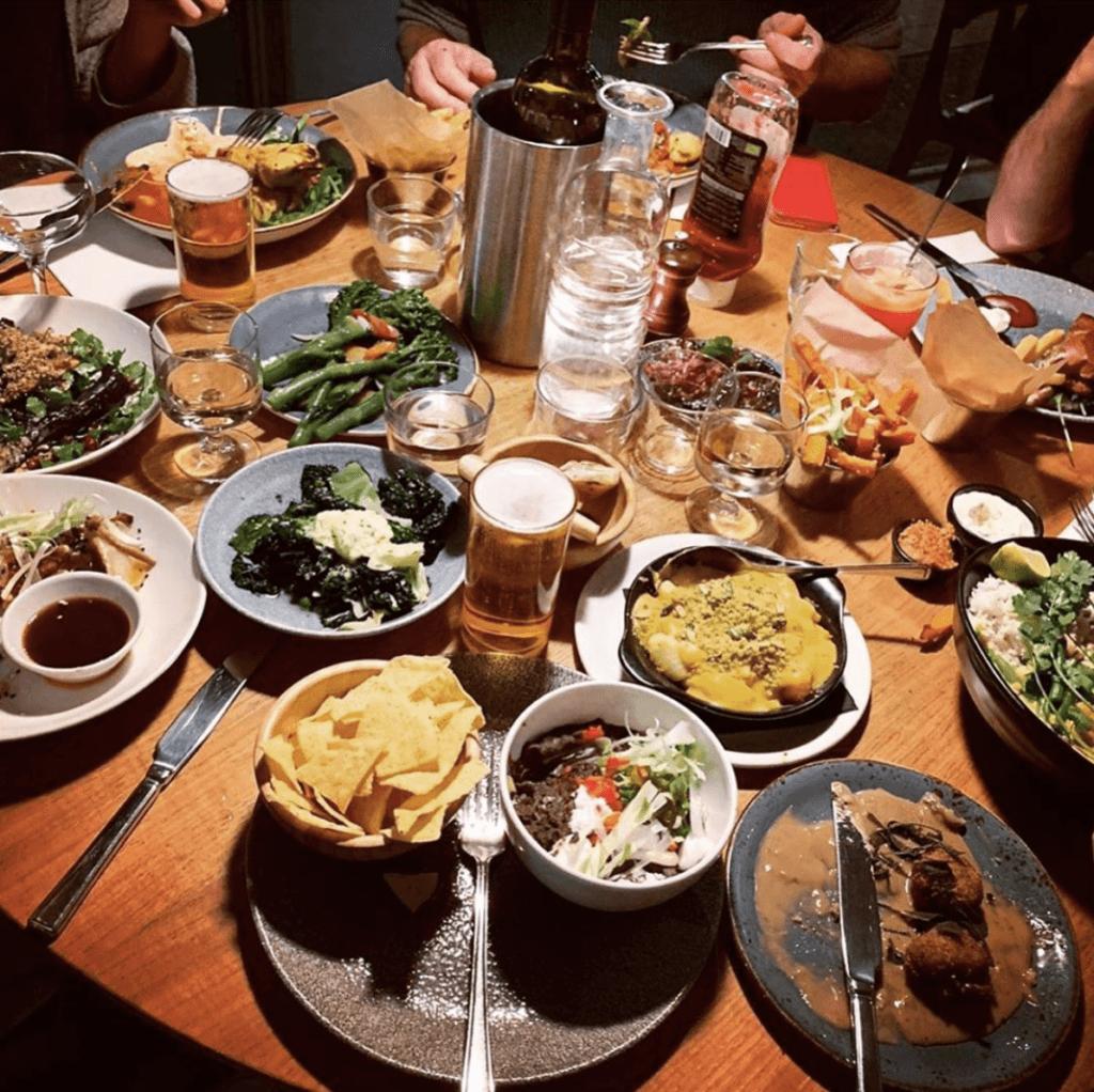 mildreds vegan restaurant in london